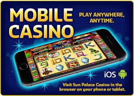 Casino App For Android And iPhone