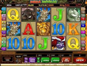 Jackpot City Kiwi Casino Game